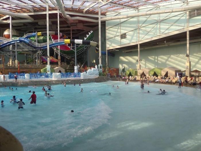 1. Camelbeach Indoor Waterpark, Tannersville