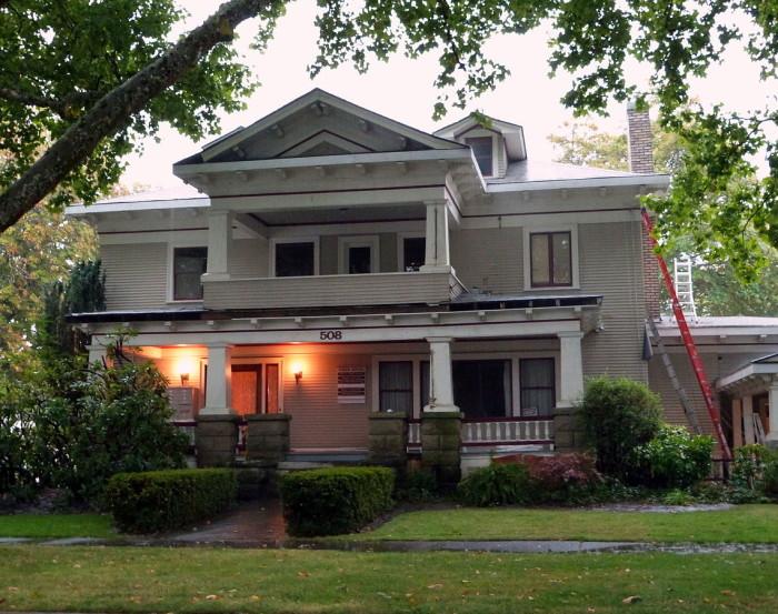 13) Kiger House, Corvallis