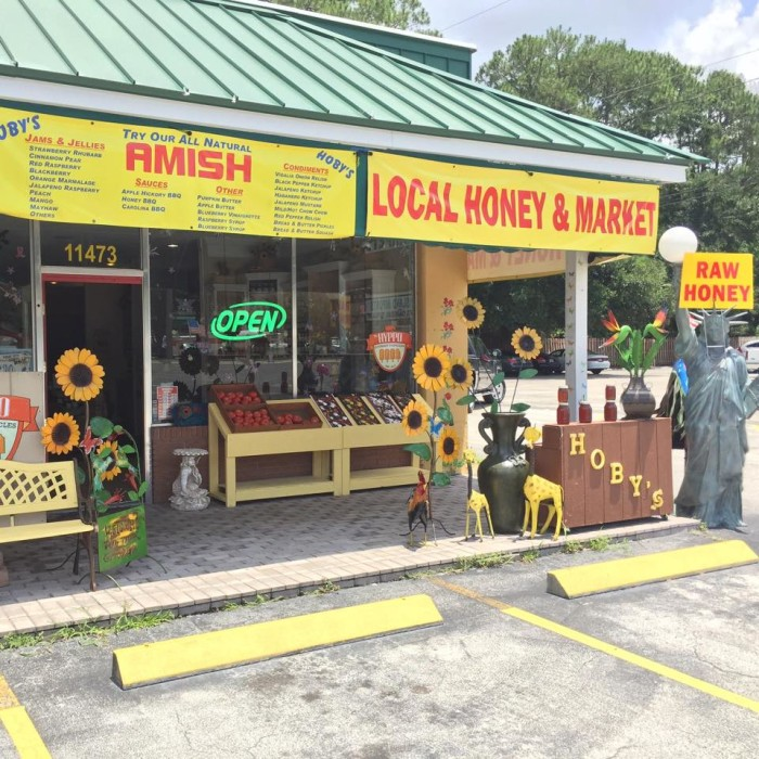 10. Honey Hobey's and General Store