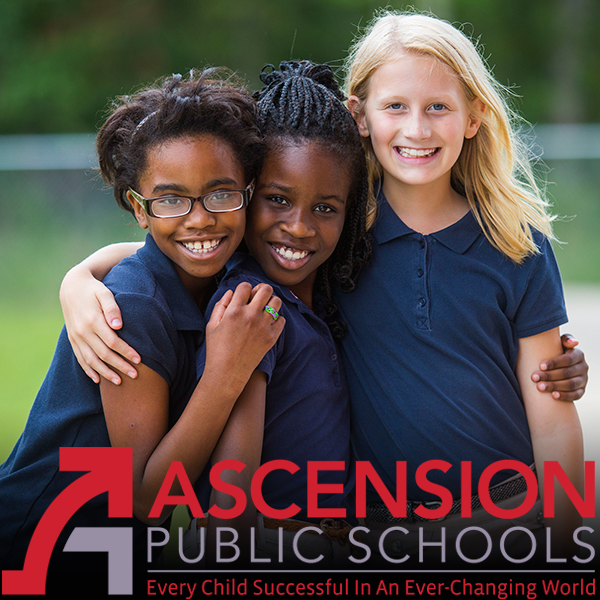 4) Ascension Parish School District: 104.65