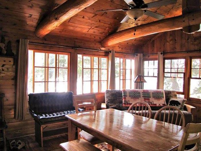 3. Big Bear Lodge And Cabins in Grand Marais.