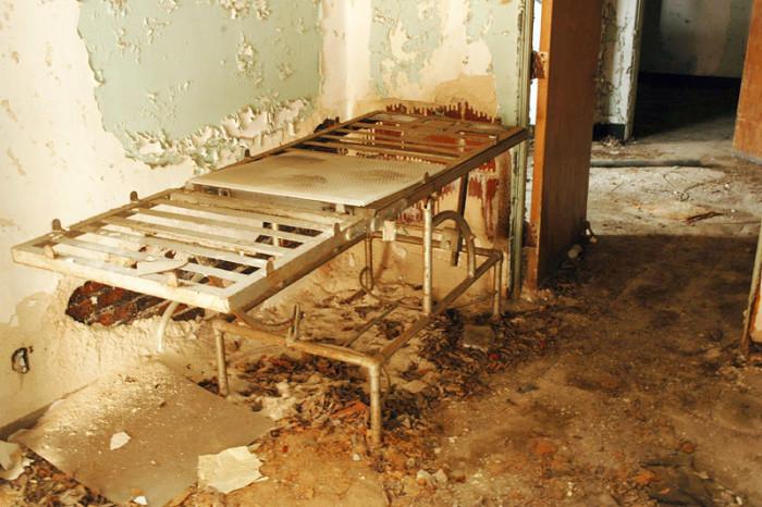 5. Norman Beatty Mental Hospital
