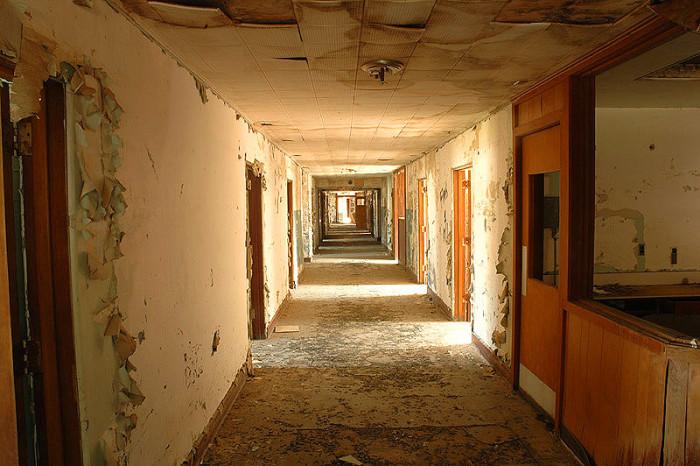 6. The Brickmore Asylum