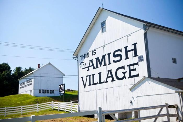 5. The Amish Village, Lancaster