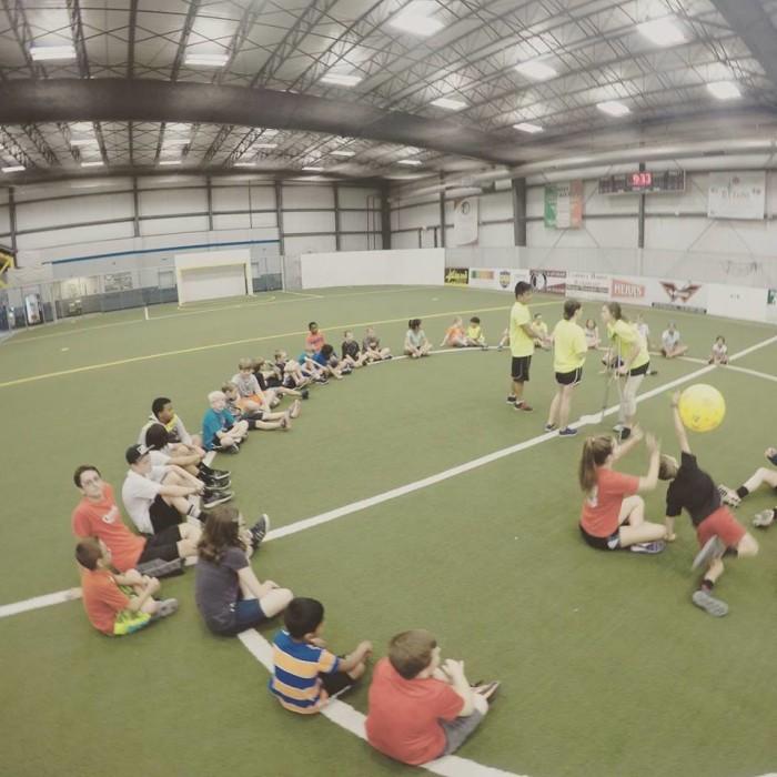 10. BucksMont Indoor Sports Center, Hatfield