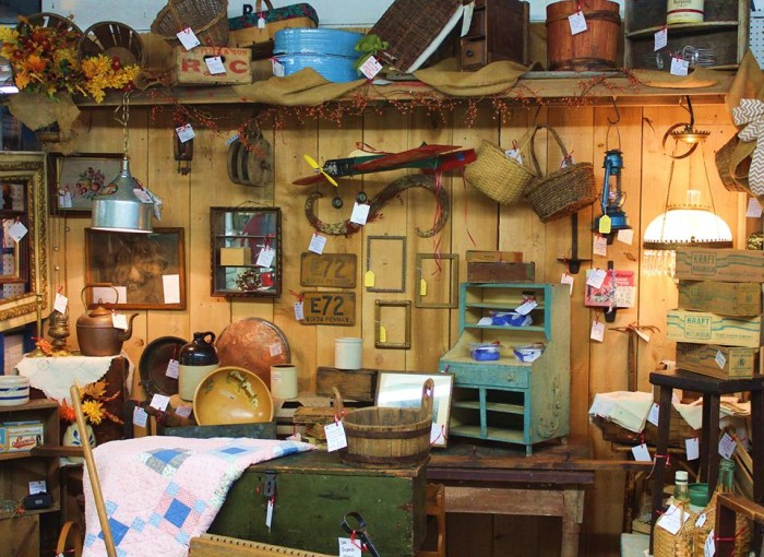 - Find Amazing Antiques At These 10 Places In Pennsylvania