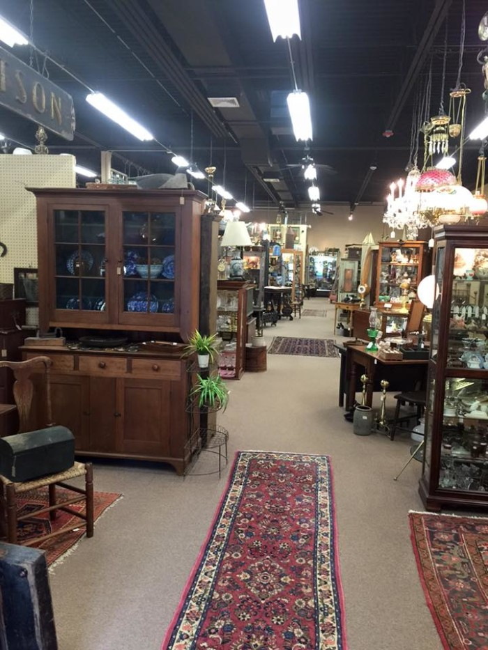 3. Antique Center of Strabane, Canonsburg