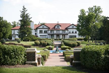 12. Longview Mansion, Lee's Summit