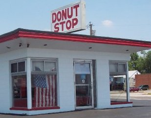 12.The Donut Stop, St. Louis