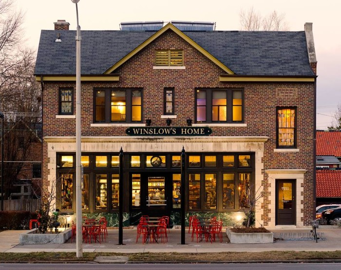 12. Winslow's Home, The New American General Store, St. Louis