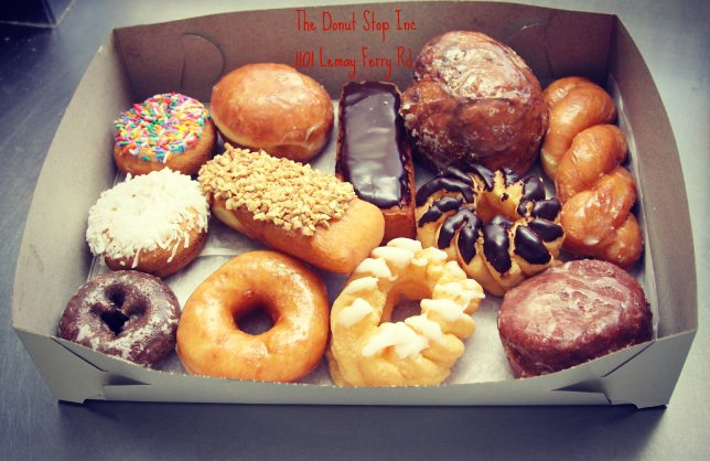 12.2. The Donut Stop