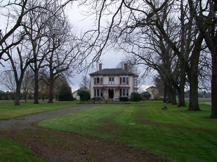 12) William Barlow House, Barlow
