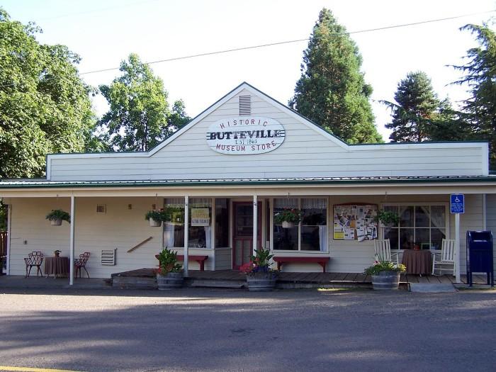 8) Butteville
