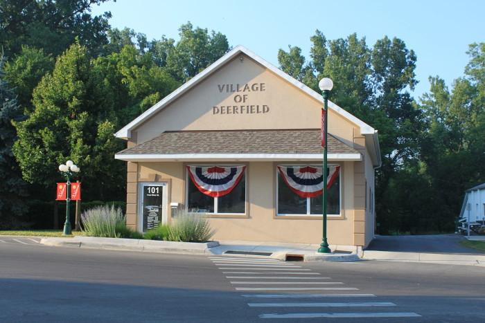 8) Deerfield Village