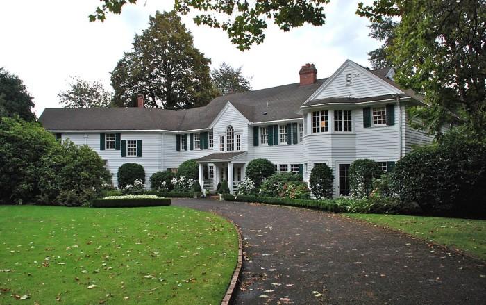 10) Elliott R. Corbett House, Portland