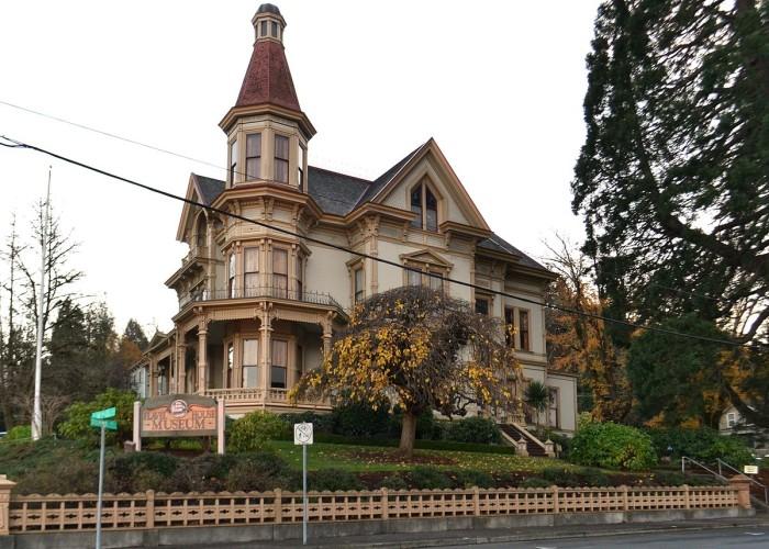 8) Captain George Flavel House Museum, Astoria