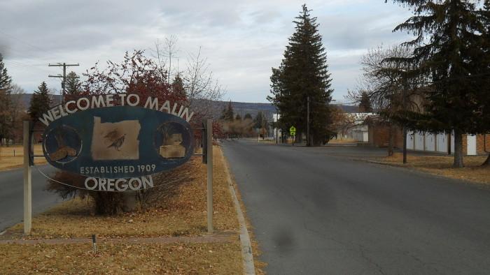 7) Malin City