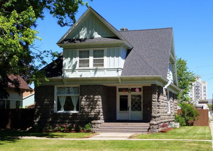 3) Ed Rand House, Baker City