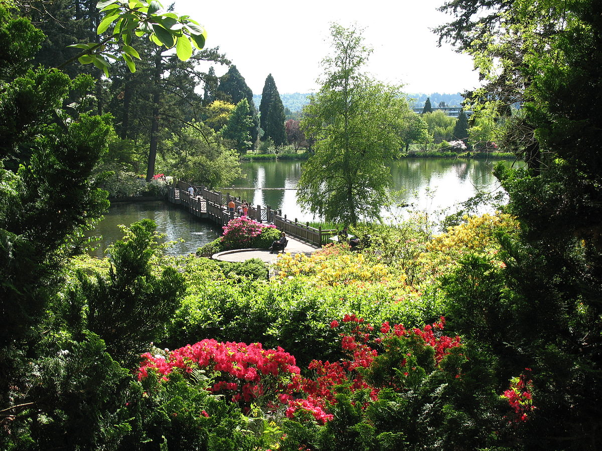 Here Are The Most Beautiful Gardens You 39 Ll See In Oregon