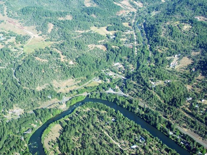 2) Trail