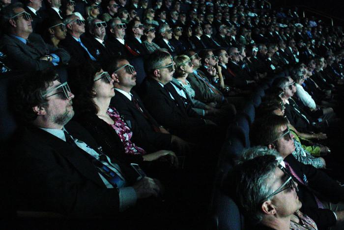 5. IMAX Theater in the Benjamin Franklin Museum, Philadelphia