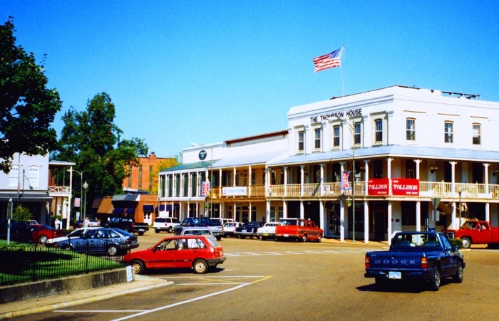 12. Mississippians are proud of their state, so visiting their home town is inevitable. This means you'll get to see your love's old stomping grounds and probably meet some childhood friends.