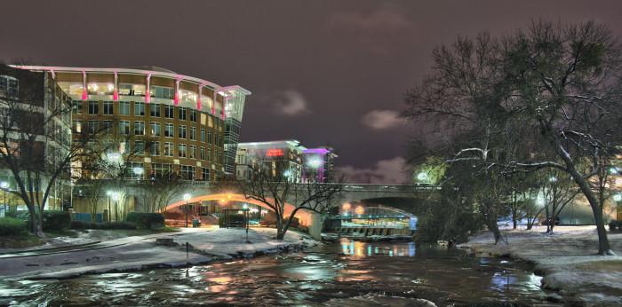 7. Greenville