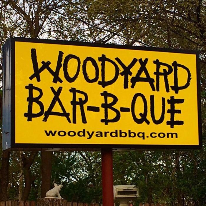 6.) Woodyard Bar-B-Que (Kansas City)