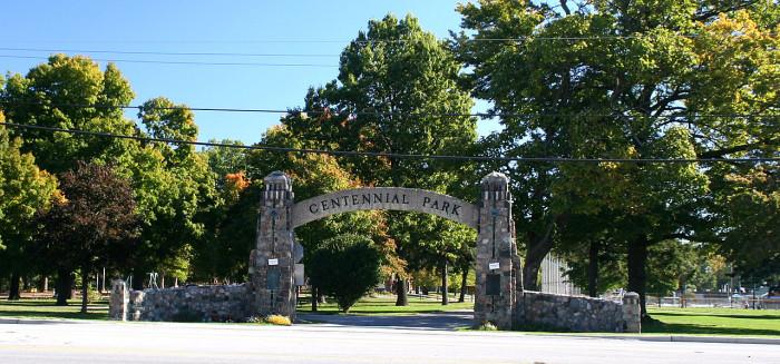 11. Centennial Park
