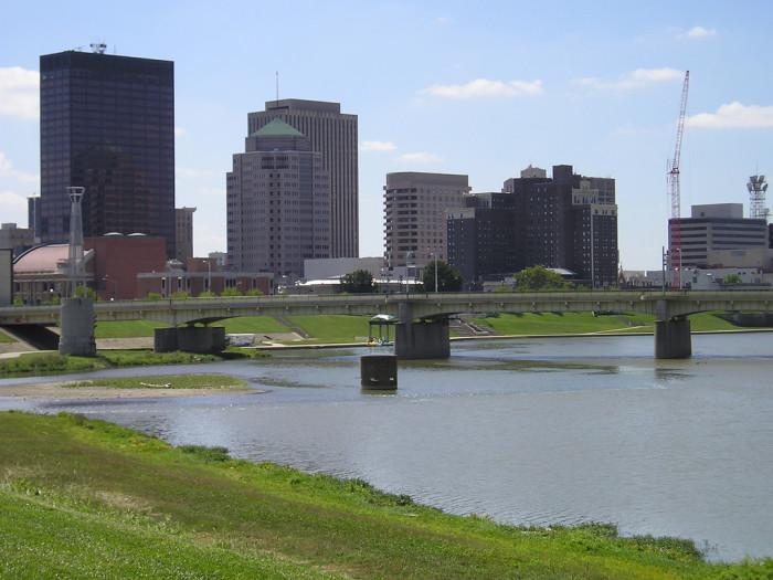 5) Dayton