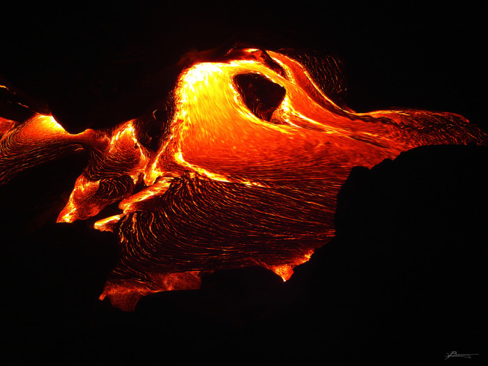 13) Volcanoes, for obvious reasons.