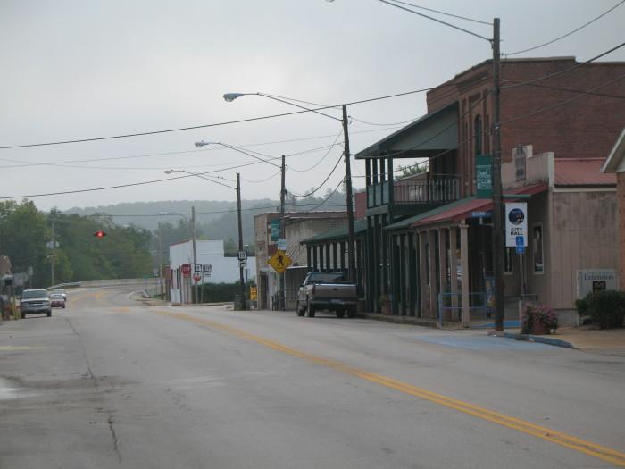 13. Steelville, Population 1,692