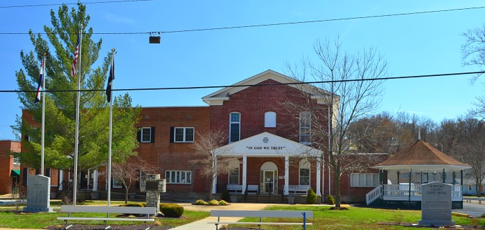 Crawford County Courthouse, Steelville, MO