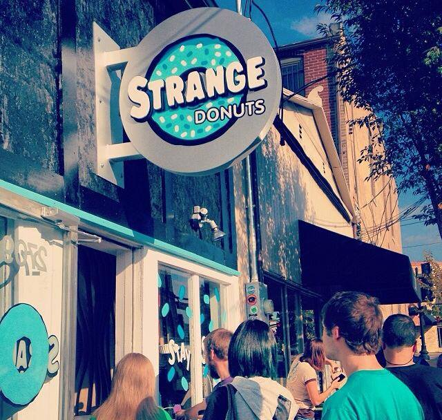 13. Strange Donuts, St. Louis (3 locations:  Maplewood, Kirkwood, and Columbia)
