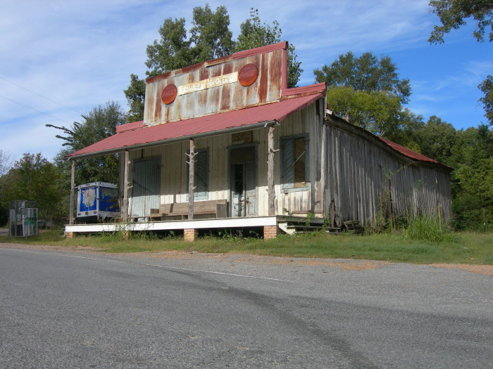 1. Wagner's Store, Church Hill