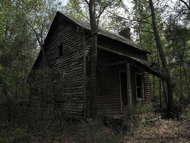 These 15 creepy houses in north carolina could be haunted for Shack homes