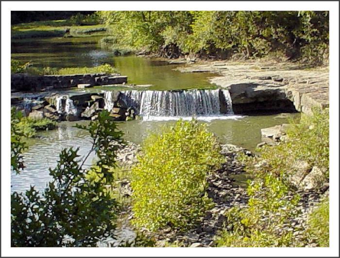 4.) Elk Falls