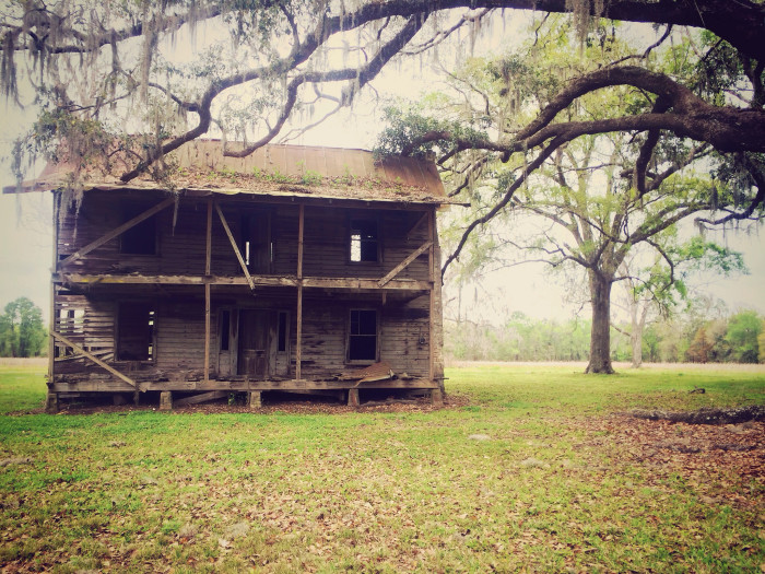 4. Having been built circa 1870, this home in Bradford County looks like it's had plenty of time to attract spirits.