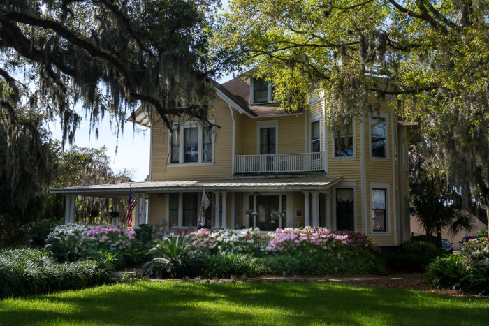 8. Hoytt House Bed and breakfast