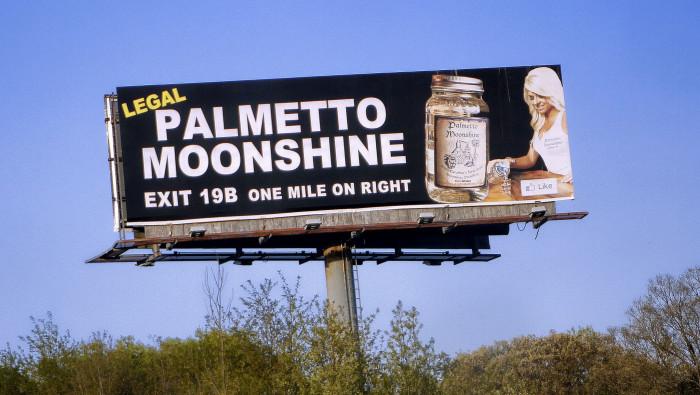 4. Moonshine Distilleries
