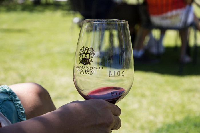 1. Plan a cultured wine tour in Verde Valley