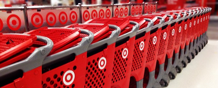 8. Super Target is pretty much everywhere.