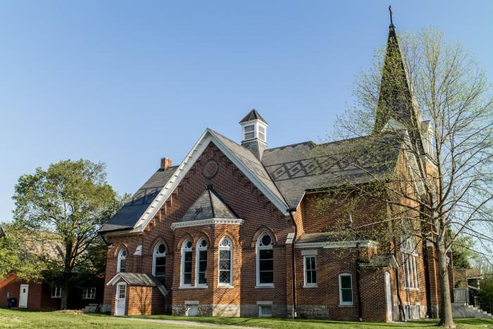 7. St. Peter Lutheran Church
