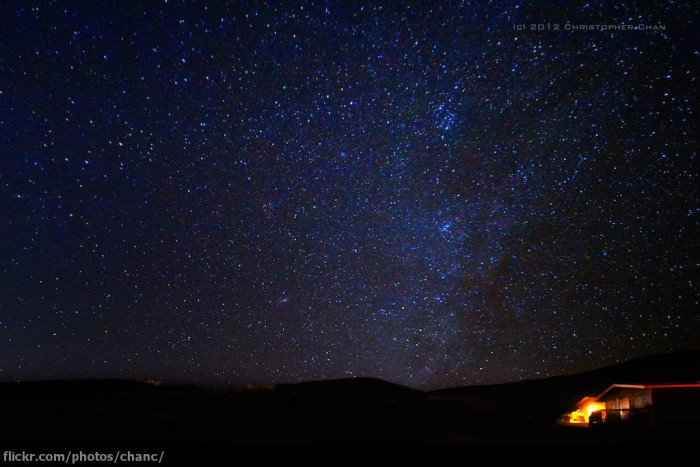 14) Looking at the sky from Mauna Kea Observatories is absolutely breathtaking.