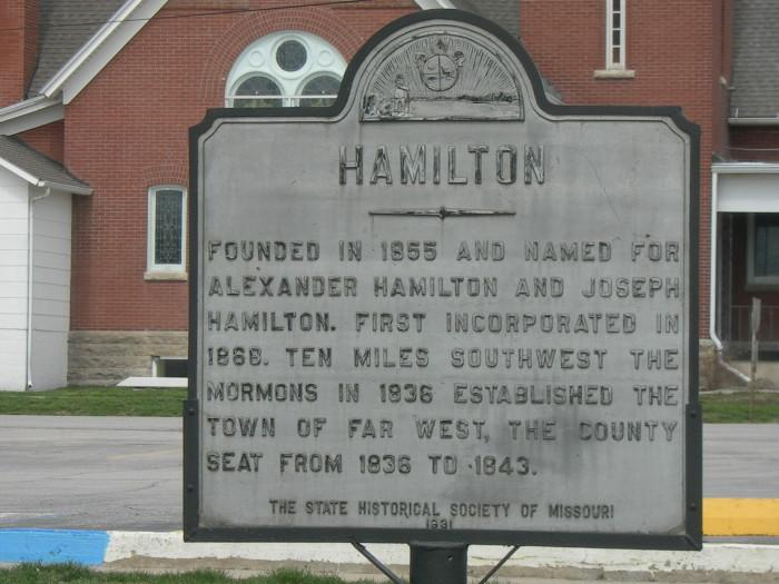 14. Hamilton 2