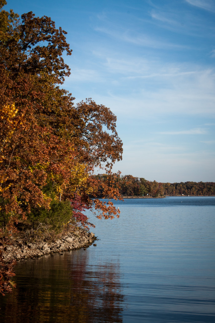 These 16 Gorgeous Lakes In Missouri Are Demanding Your