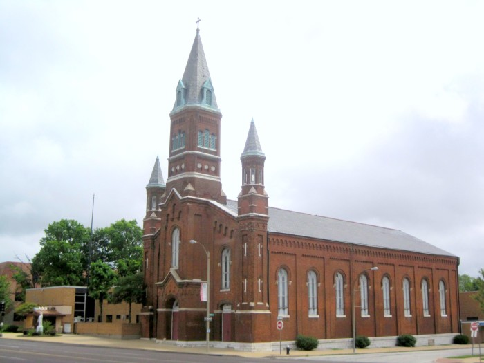 14. St. Bridget of Erin Roman Catholic Church