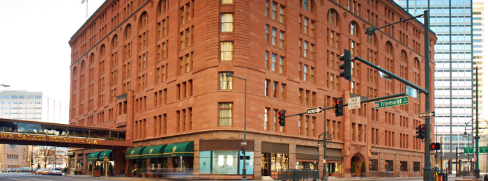 7.) The Brown Palace Hotel and Spa (Denver)