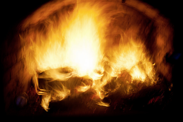 7. Central PA woman drunkenly sets dummy on fire.
