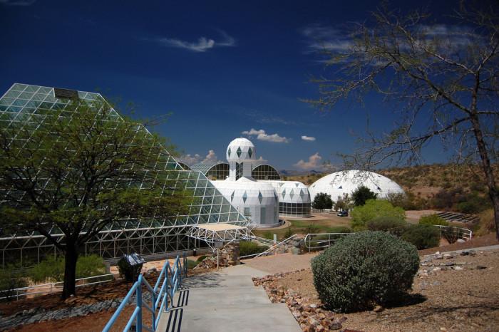 1. Biosphere 2, Oracle